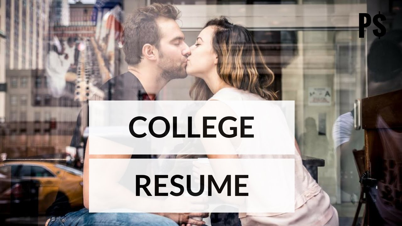 how to build your resume in college ⋆ how to build your resume in college