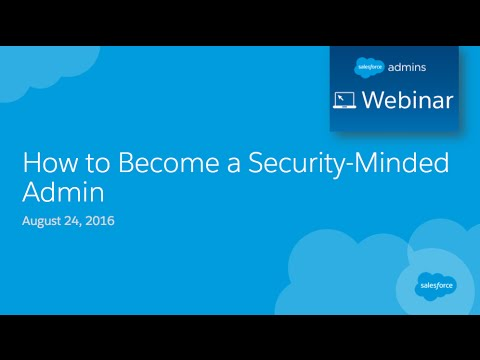 How to Become a Security-Minded Admin
