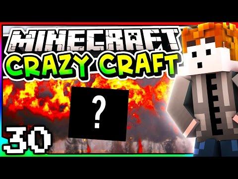Minecraft: Crazy Craft 3.0 - Episode 30 - LEGENDARY PET FIND!