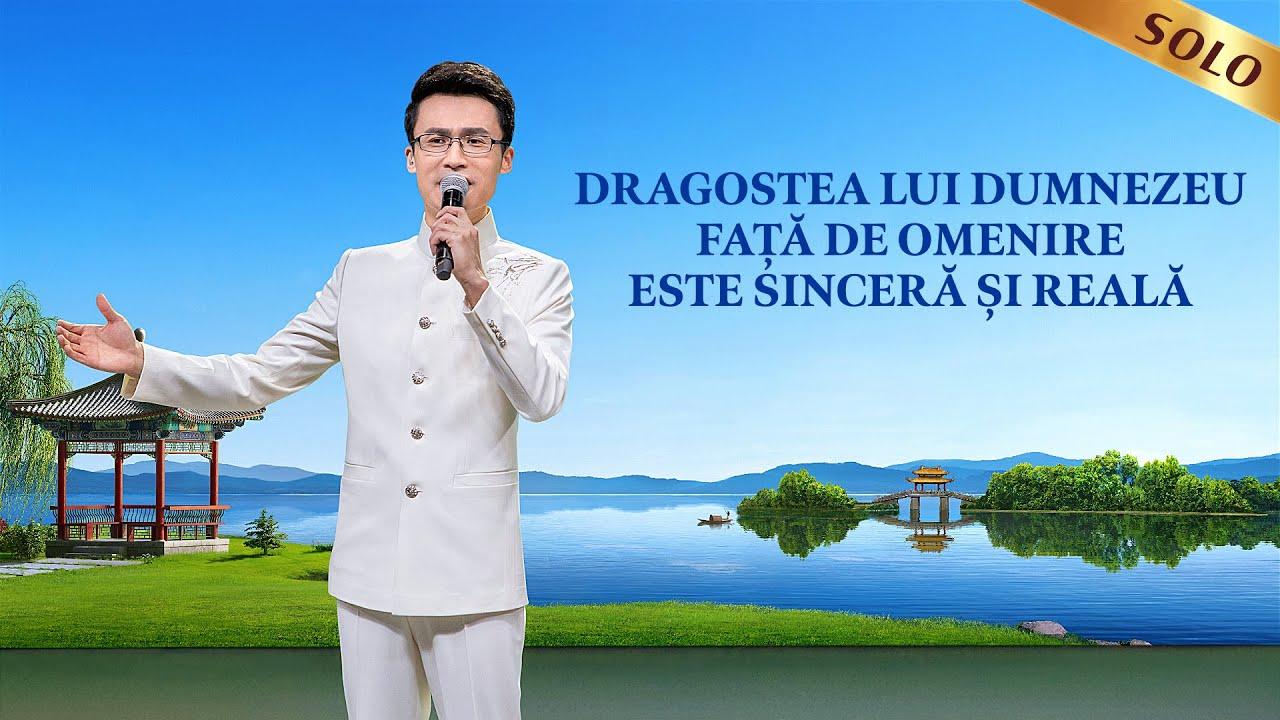"""Cântec de laudă 2020 """"Dragostea lui Dumnezeu față de omenire este sinceră și reală"""""""