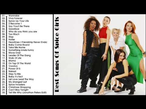 Álbum musical Spice Girls