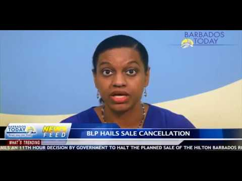 BARBADOS TODAY AFTERNOON UPDATE - May 16, 2018