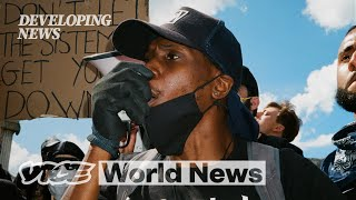 Photographing Anti-Fascist Protests in the UK   Developing News