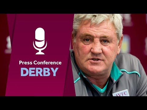 Press Conference: Derby away