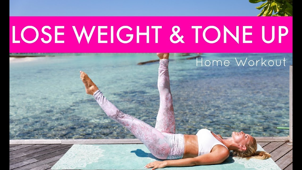 How To Lose Weight Tone Up Home Workout Rebecca Louise