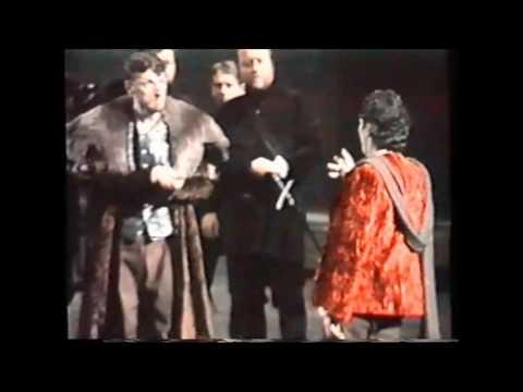 Barseg Tumanyan as ¨Méphisto¨ (Rehersal) - (Bercy - Paris)