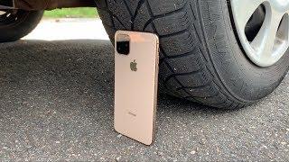 IPhone 11 Vs CAR