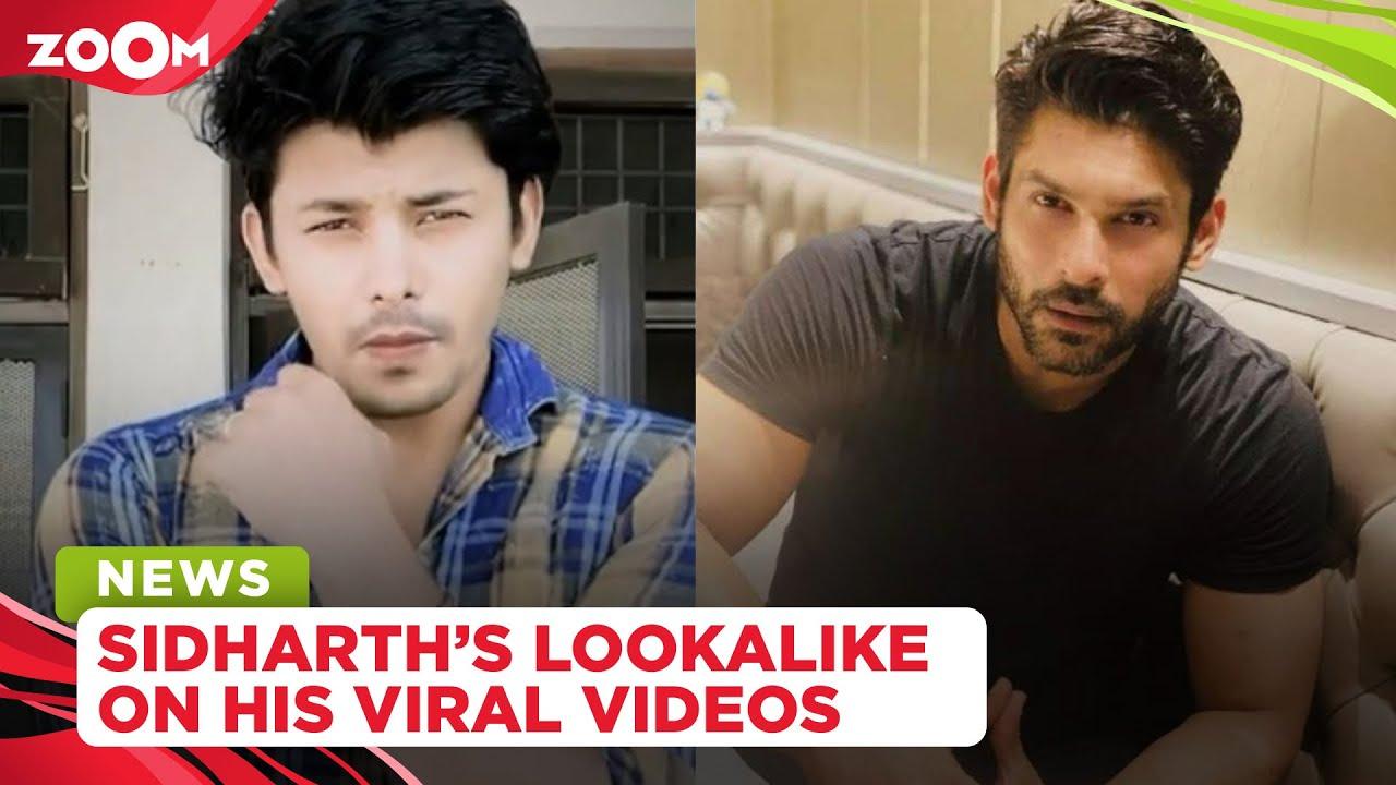 Sidharth Shukla's lookalike Chandan Wilfreen says his aim is to keep the actor's presence alive
