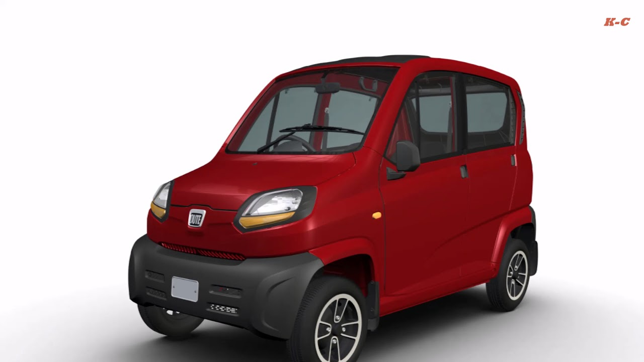 Bajaj New Car Features