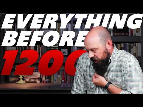 World History BEFORE 1200 [AP World History Review]