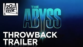 The Abyss | #TBT Trailer | 20th Century FOX