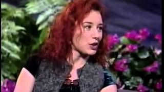 tori amos crucify interview winter leno 1993