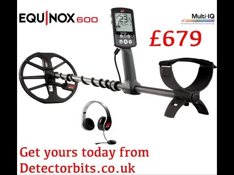 Minelab Equinox 600 vs 800(diference and my opinion) Metal Detecting Uk