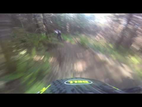 NW Cup Port Angeles DH Course Preview - Cat 2