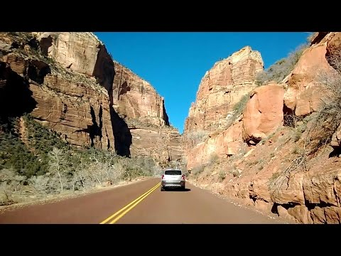 Zion National Park Autumn K Nature Documentary Film