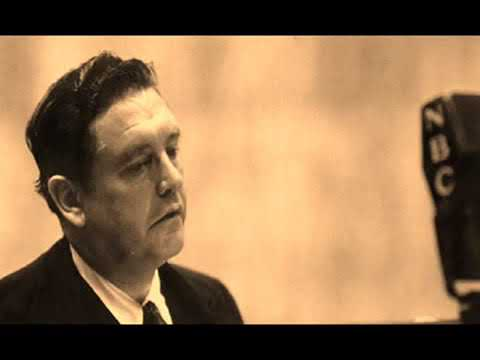JOHN MCCORMACK   THE INSIDE STORY 1933 BROADCAST INTERVIEW