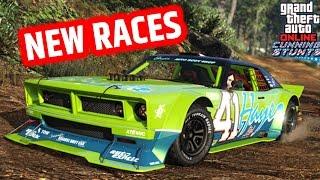 GTA 5 CUNNING STUNTS NEW RACES( GTA 5 FUNNY MOMENTS )