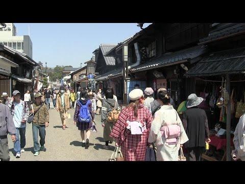 関ヶ原~犬山~岐阜 Sekigahara~Inuyama~Gifu (Japan)