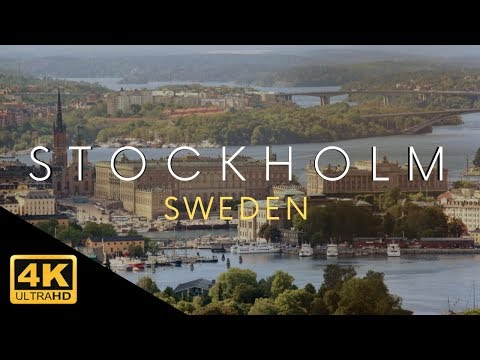 Stockholm Sweden 4k Travel Guide Things To Do & Tourist Attractions