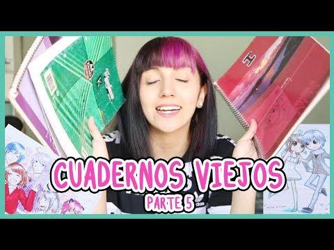 CUADERNOS VIEJOS!! parte 5 (Cuadernos I, J y K)
