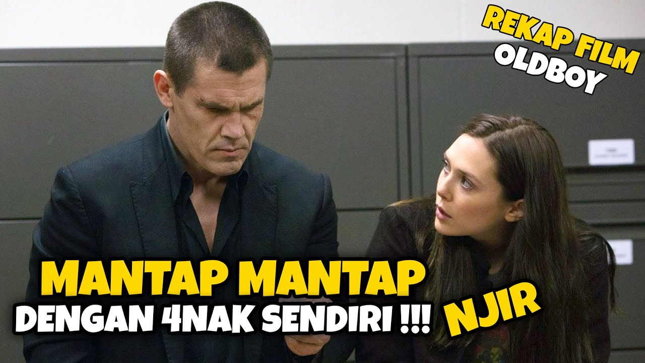 Balas Dendam Yang Sangat Epic - Alur Cerita Film Oldboy (2013)