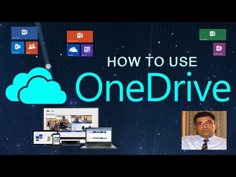 How to use One Drive( Sky Drive) to share files and Do document collaboration