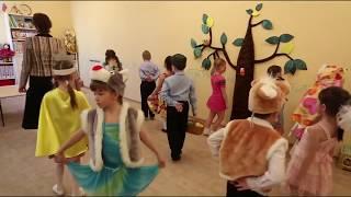Видеоурок в подготовительной группе МАДОУ №71