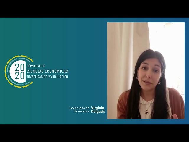 Egresados FCE - Virginia Delgado