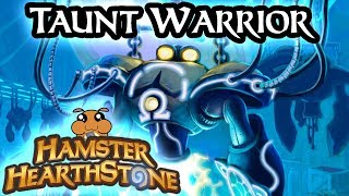 [ Hearthstone S54 ] Odd Taunt Warrior - Boomsday Project