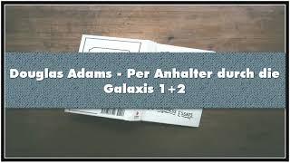 Douglas Adams - Per Anhalter durch die Galaxis 1+2 Audiobook