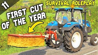 DENNIS SHOULDN'T HAVE BOUGHT THAT TRACTOR! - Survival Roleplay S2 | Episode 11