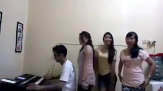 lagu batak terbaru MAR - DUA HOLONG Frsi trio anak kos