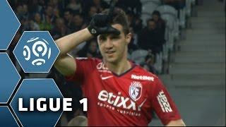 But Sébastien CORCHIA (18') / LOSC Lille - Stade de Reims (3-1) -  (LOSC - SdR) / 2014-15