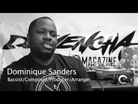 "Dominique Sanders Breaks Down His ""A True Story Based On..."" Album Video Pt. [1]"