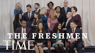 Meet The Freshmen Of America's Most Diverse Congress | TIME