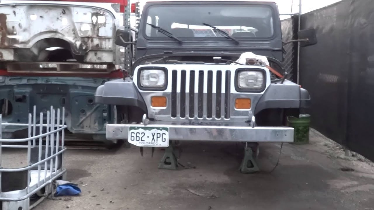 jeep wrangler parts for  87-06 all different types of parts to