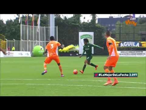 La Equidad 1   0 Envigado Fecha 8 Liga Aguila 2017 I Win Sports