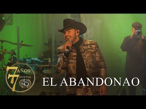 CuatroPunto5 'El Abandonao' (En Vivo)