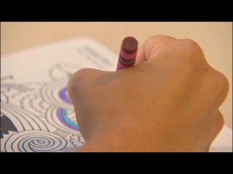Health Benefits Of Coloring For Adults