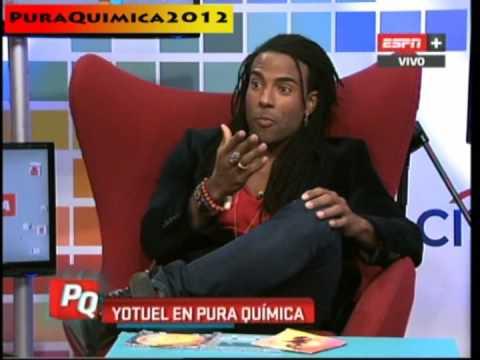 Yotuel en Pura Quimica (11-11-2013)