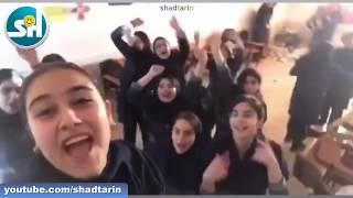 جنجال آهنگ جنتلمن ساسی مانکن در مدارس ایران و برخورد با شادی گستری / Sasy Mankan Gentleman