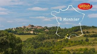 Camping Yelloh! Village Domaine d'Arnauteille in Carcassonne - Languedoc-Roussillon - Platteland