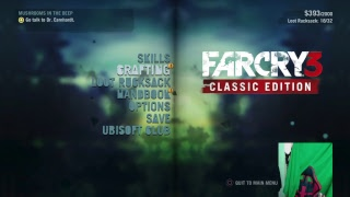 Ps4 far cry 3 classic edition remastered live stream