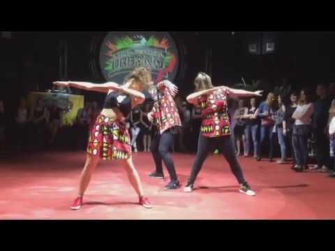Afro Dancehall Show - Urbano Latino 2017 / Afros.cz