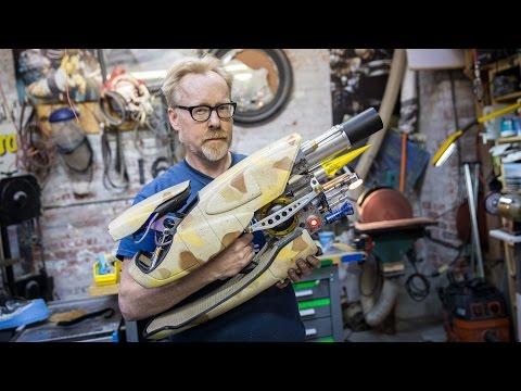 Adam Savage's Zorg ZF-1 Prop Replica!