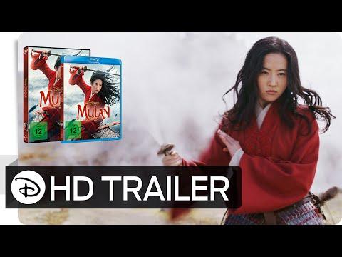 MULAN – Jetzt auf DVD, Blu-ray™, 4K UHD und als Download | Disney HD