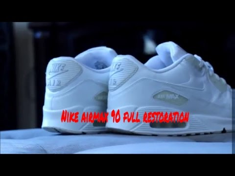 Nike airmax 90 full restoration