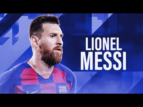 Lionel Messi 2019 - Goals & Assist for Barcelona