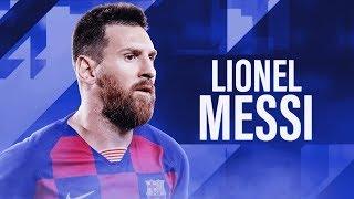 Lionel Messi 2019 - Goals & Assist for Barcelona