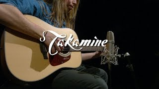 Takamine GD10-NS Dreadnought Acoustic, Natural | Gear4music demo